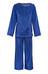 Traveler's Tree Travel Pyjama slaapkleding Dames Women blauw